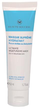 Masque suprême hydratant